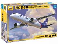 Irkut MC-21-300 - Passagierflugzeug - 1:144