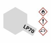 Tamiya LP-70 Gloss aluminum - 10ml