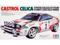 Castrol Celica - Toyota Celica GT-Four - 93 Monte-Carlo Rally Winner - 1/24