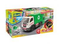 Garbage Truck - Junior Kit RC