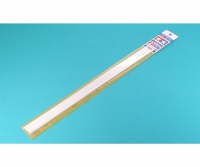 Plastic Beams - Square - 2mm - 40cm - 10pcs