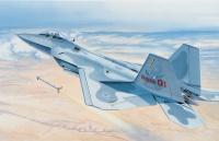 F-22 Raptor - 1/48