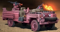 SAS Recon Vehicle - Pink Panther - 1/35