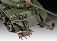T-55A / AM with KMT-6 / EMT-5 - 1/72