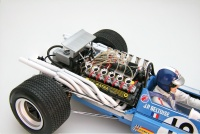 Matra MS11 - 1968 British GP - 1:12