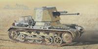 Panzerjäger I - 4,7cm Pak(t) - 1:35