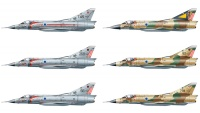 Mirage III CJ - Aces - 1:48