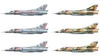 Mirage III CJ - Aces - 1/48