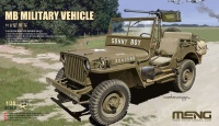 MB Military Vehicle - 1:35
