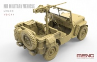 MB Military Vehicle - 1/35