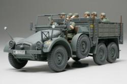 6x4 Truck Krupp Protze - Kfz. 70 - 1/48