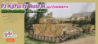 Panzerkampfwagen IV Ausf. H - Mid Production - with Zimmerit - 1/35