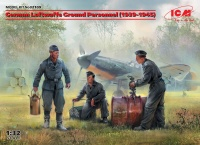 Luftwaffe Bodenpersonal - 1939-1945 - 1:32