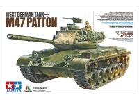 M47 Patton - West German Tank - 1/35
