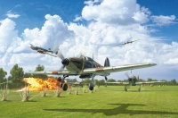 Hurricane Mk. I - Battle of Britain - 1:48