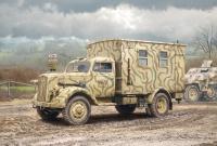 Sd.Kfz. 305/22 - Opel Blitz Funkwagen / Radio Truck - 1/35
