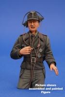 Deutscher Panzerkommandant WWII