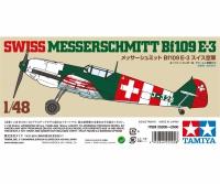 Messerschmitt Bf 109 E-3 - Swiss - 1/48
