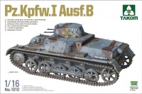 Panzerkampfwagen I Ausf. B - 1/16