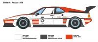 BMW M1 Procar - 1/24