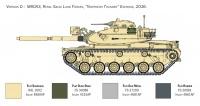 M60A3 - US Main Battle Tank - 1:35