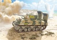 M4A2 Sherman - US Marine Corps - 1/35