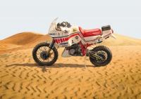 YAMAHA Ténéré 660cc - Paris Dakar 1986 - 1/9