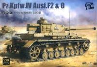 Panzerkampfwagen IV Ausf. F2 & G - 1/35