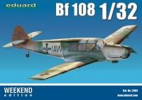 Messerschmitt Bf 108 Taifun - Weekend Edition - 1/32
