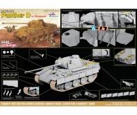 Panzerkampfwagen Panther Ausf. D with Zimmerit - 2in1 - 1/35