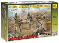 Soviet Medical Personnel WWII - 1943 - 1945 - 1/35