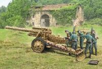 15cm Field Howitzer / 10,5cm Field Gun - 1/72