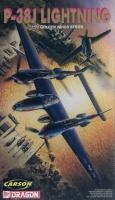 P-38J Lightning - 1/72
