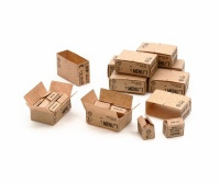 US 10in1 Ration Cartons - WWII - 1/35