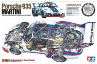 Porsche 935 Martini - 1:12