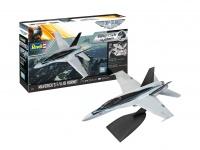 Top Gun Maverick - Maverick's F/A-18 Hornet - easy-click - 1:72