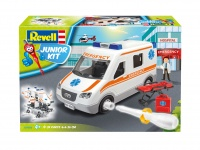 Ambulance Car - Junior Kit