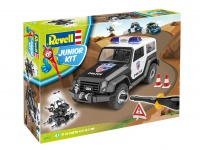 Offroad Vehicle - Police - Junior Kit