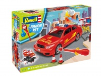 Fire Chief Car - Junior Kit