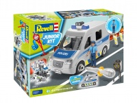Police Van - Junior Kit