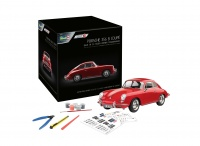 Porsche 356 B Coupé - Advent Calendar - 1/16