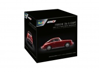 Porsche 356 B Coupé - Advent Calendar - 1/16