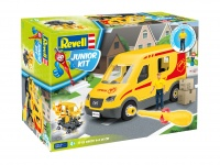 Parcel Delivery Truck - Junior Kit