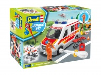 Ambulance Car with figure - Junior Kit