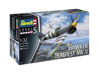 Hawker Tempest Mk. V - 1/32