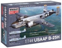 USAAF B-25H - 1/144
