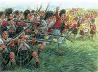 Schottische Infanterie - Napoleonische Kriege - 1:72