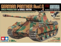 Panther Ausf. G - Early Production with Single Motor - 1/35