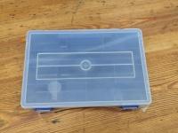 Sortimentbox - 28x19cm - 10 Fächer - B-Ware
