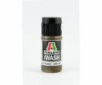 Italeri Model Wash - Dark Brown / Dunkelbraun - Acryl - 20ml